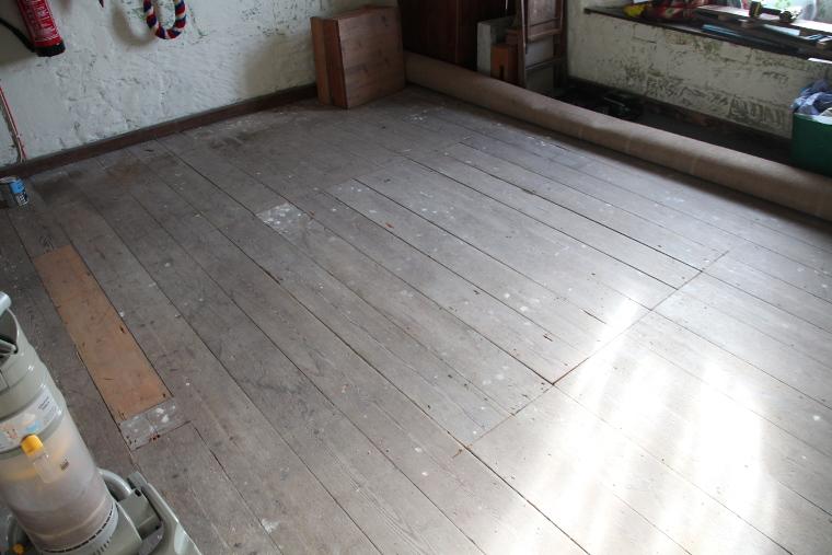 Trapdoor Completed