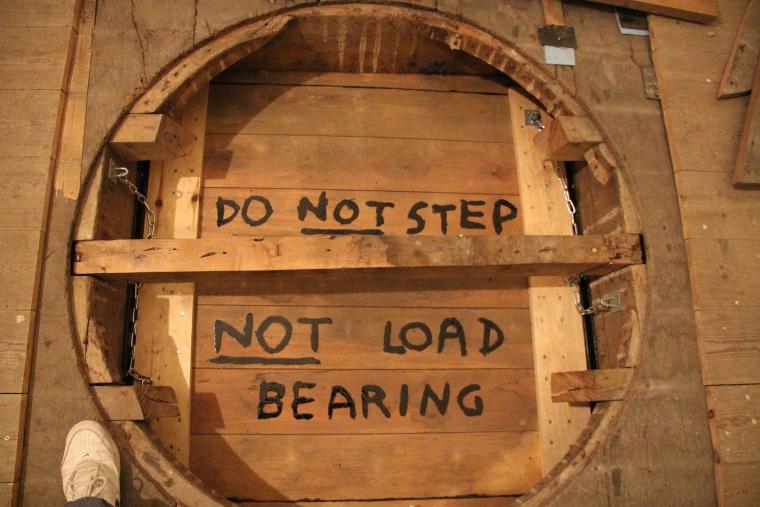 Trapdoor Lower